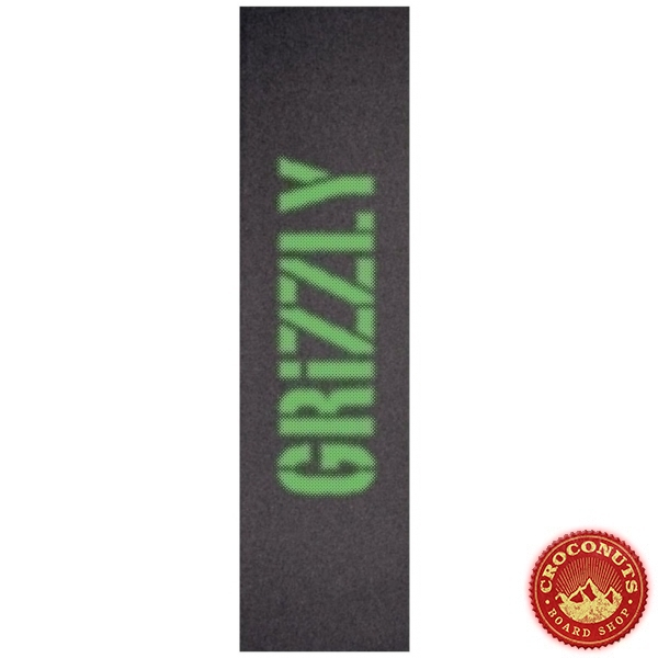 Grip Grizzly Blurry Green 2020