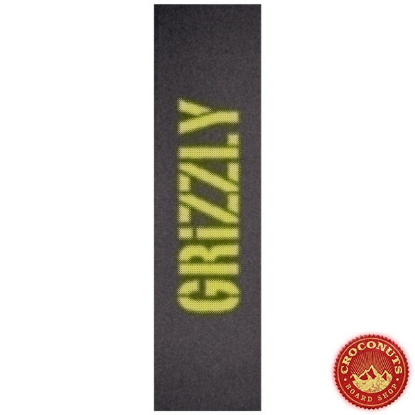 Grip Grizzly Blurry Yellow 2020