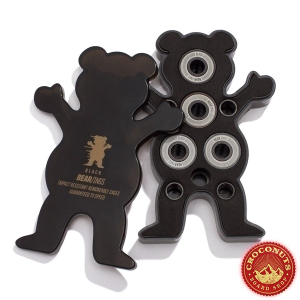 Roulements Grizzly Abec 9 Black Bear-ings 2021
