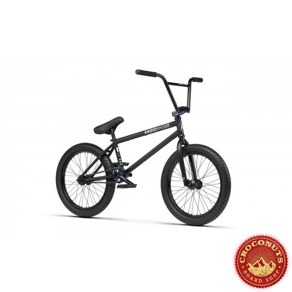 Bmx Radio Bikes Comrad Matt Black 2021