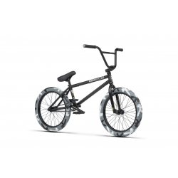 Bmx Radio Bikes Darko Matt Black 2021 pour