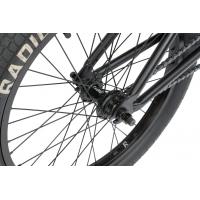 Bmx Radio Bikes Evol Matt Black 2021