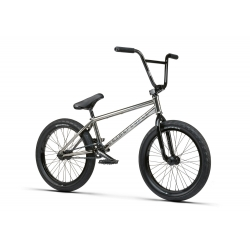 Bmx Wethepeople Envy Black Chrome 2021 pour