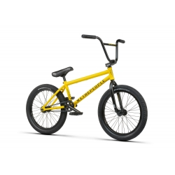 Bmx Wethepeople Justice Matt Taxi Yellow 2021 pour