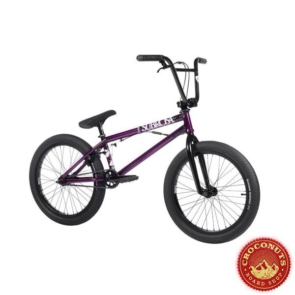 Bmx Subrosa Wings Trans Purple  2021