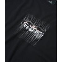 Tee Shirt Huf Voyeur Logo Black 2020