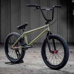 BMX Subrosa Sono XL Army Green 2021 pour