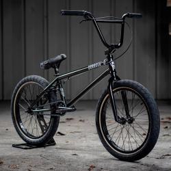 BMX Subrosa Tiro Black 2021 pour