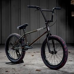BMX Subrosa Salvador Freeco Trans Black 2021 pour