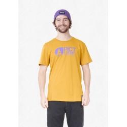 Tee Shirt Picture Basement Dusk Safran 2021 pour homme, pas cher