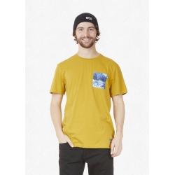Tee Shirt Picture Union Pocket Safran 2021 pour homme, pas cher