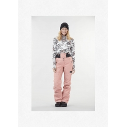 Pantalon Picture Exa Misty Pink 2021 pour femme, pas cher
