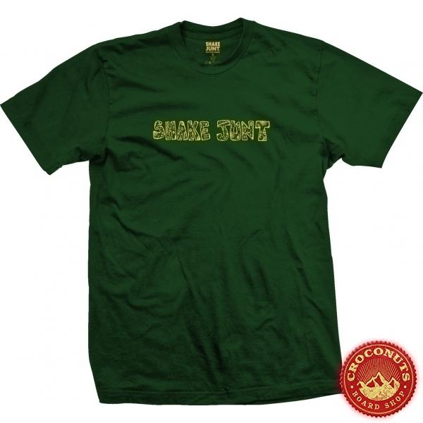 Tee Shirt Shake Junt Lotties First Green 2021