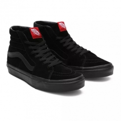 Shoes Vans Sk8-Hi Black/Black 2021 pour