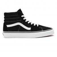 Shoes Vans Sk8-Hi Black/Black/White 2021