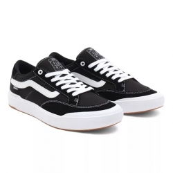 Shoes Vans Berle Pro Black/True White 2021 pour
