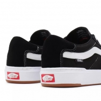 Shoes Vans Berle Pro Black/True White 2021