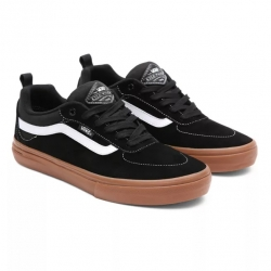 Shoes Vans Kyle Walker Pro Black Gum 2021 pour