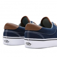 Shoes Vans C&L Era 59 Dress Blues/Acid Denim 2021