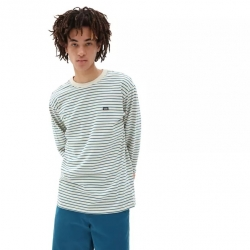 Tee Shirt Vans Off The Wall Classic Seed Pear/Moroccan Blue 2021 pour homme