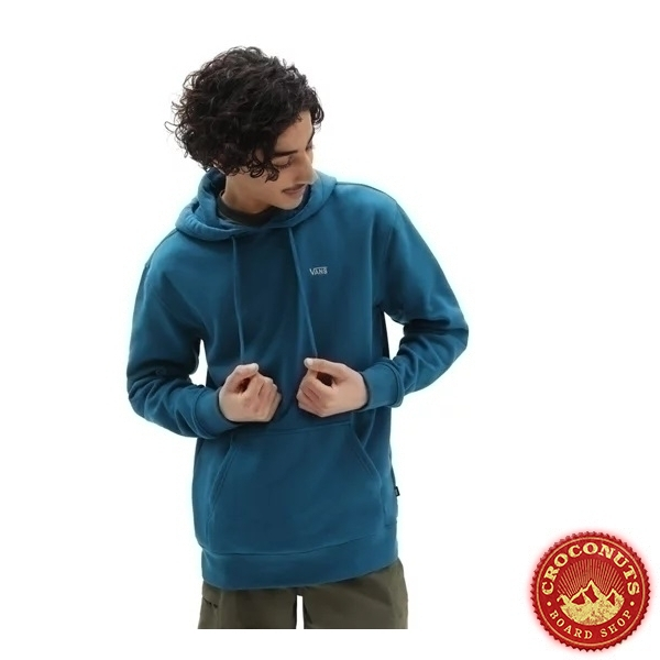 Sweat Vans Basic Pullover Moroccan Blue 2021