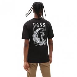 Tee Shirt Vans Crescent Black 2021 pour homme