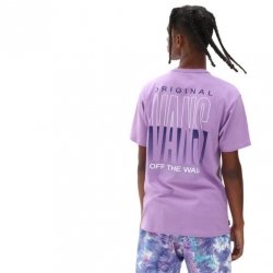 Tee Shirt Vans Off The Wall Classic English Lavender 2021 pour homme