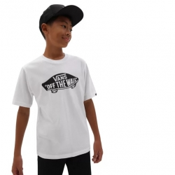 Tee Shirt Vans Junior Off The Wall White 2021 pour junior
