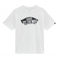 Tee Shirt Vans Junior Off The Wall White 2021