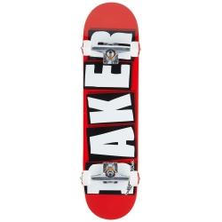 Skate Complet Baker Brand Logo White 8 2021 pour