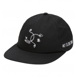 Casquette Dc Shoes Any Colour Snapback Black 2021 pour