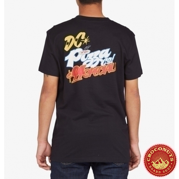 Tee Shirt DC Shoes 94 Special Black 2021