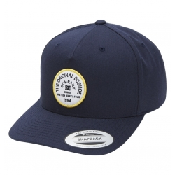 Casquette Dc Shoes Badger Navy Blazer 2021 pour