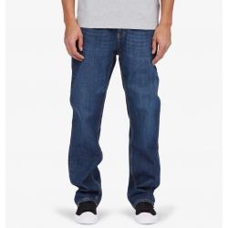 Pantalon DC Shoes Worker Relaxed Medium Stone 2021 pour , pas cher
