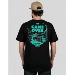 Tee Shirt The Dudes Game Over 2021 pour homme