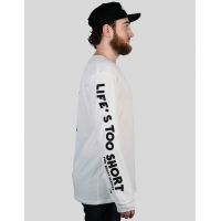 Tee Shirt Manches Longues The Dudes Too Short Smokes 2021