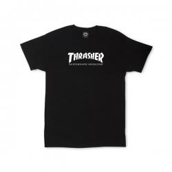 Tee Shirt Thrasher Skate Skate Mag Black 2020 pour junior