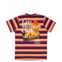 Tee Shirt Jacker Late Sleepers Stripes 2021 pour , pas cher