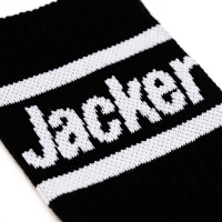 Chaussettes Jacker After Logo Socks Black 2021