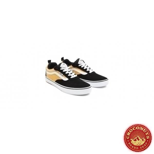 Shoes Vans Kyle Walker Pro Gold Black 2021