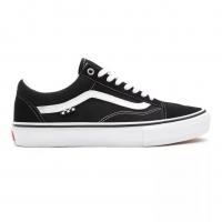 Shoes Vans Skate Old Skool Pro Black White 2021