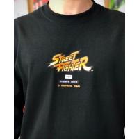 Tee Shirt Huf X Street Fighter ll Ending Black 2021