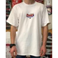 Tee Shirt Huf X Street Fighter ll Chun-Li & Cammy White 2021