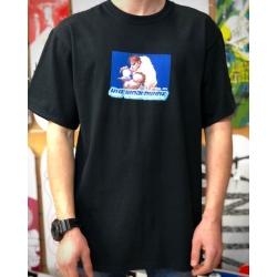 Tee Shirt Huf X Street Fighter ll Ryu Black 2021 pour , pas cher