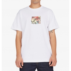 Tee Shirt DC Shoes Dreamstate White 2021 pour homme