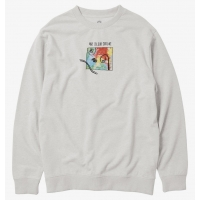 Sweat DC Shoes Any Colour Crew White 2021