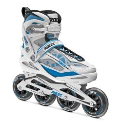 Roller Roces Xenon Blanc Bleu Nordique 2021 pour femme