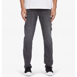 Pantalon DC Shoes Worker Slim Medium Grey 2021 pour , pas cher