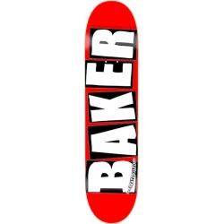 Baker Deck Brand Logo White 8 2021 pour homme