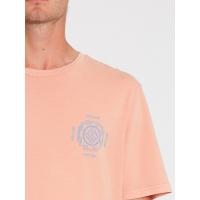 Tee Shirt Volcom Psychonic Clay Orange 2021